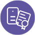 Hardware & Software Licensing Supply Icon