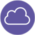 Cloud Services (DaaS/IaaS/365) Icon