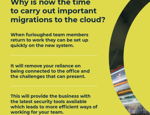 Why now is the time to carry out important migrations to the cloud!