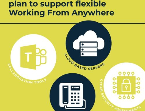 Hybrid working is here to stay