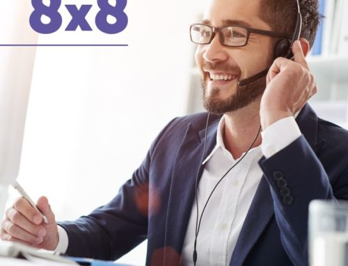 8×8 Ease Of Use In A Voice Solution