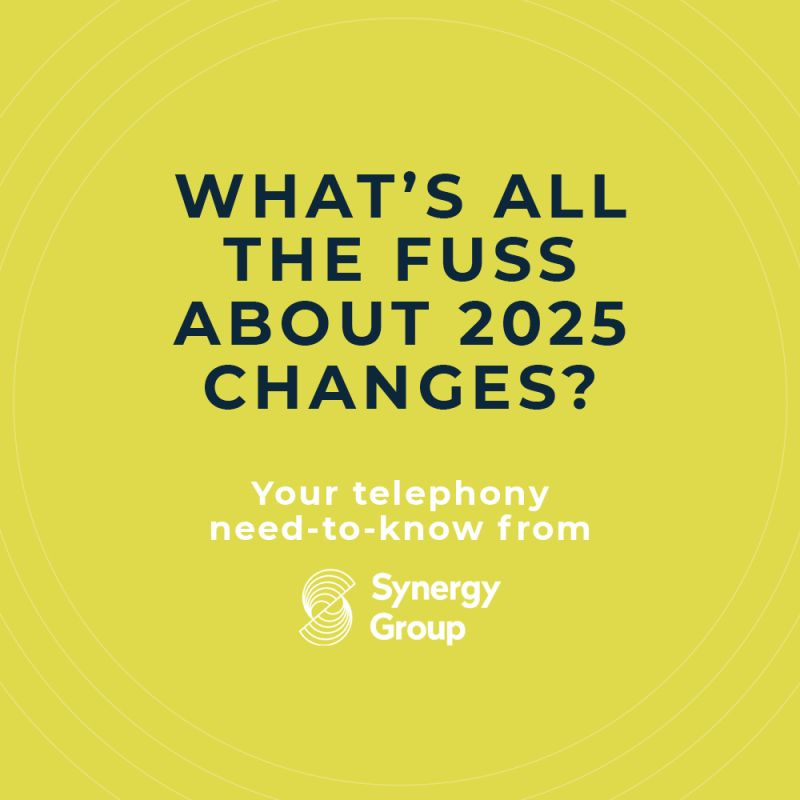Synergy News Story 2025 Changes